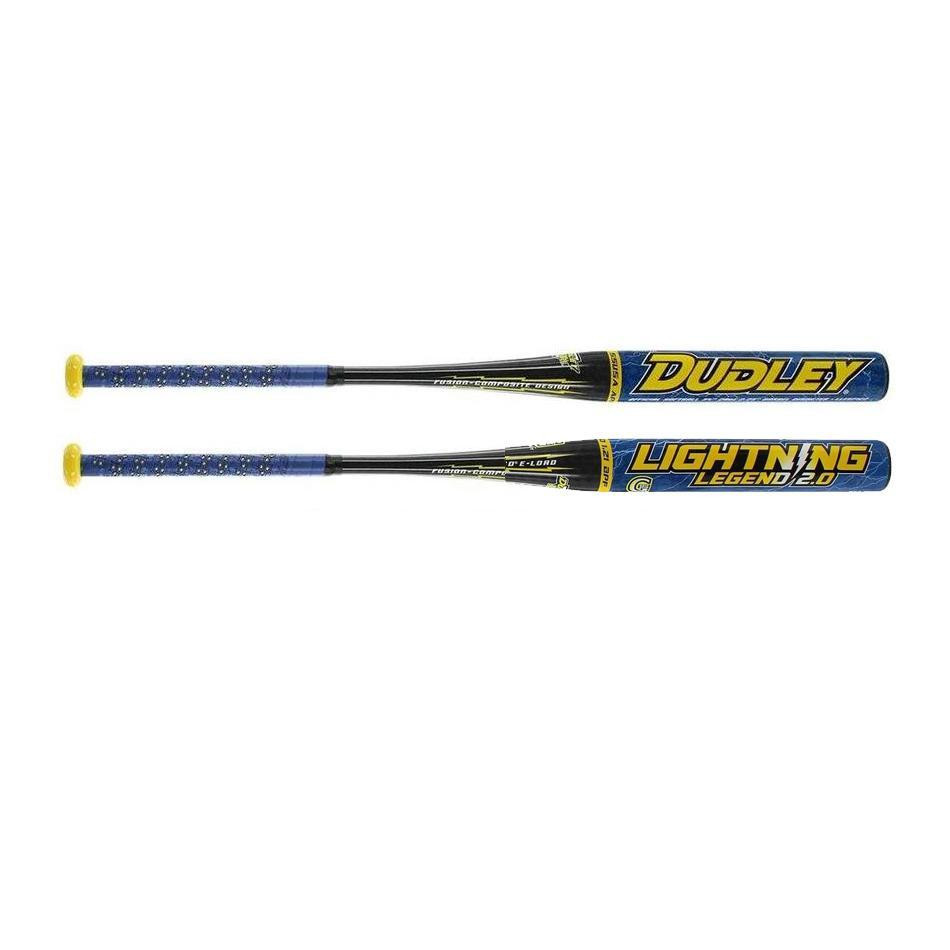 Dudley Lightning Legend 2 0 12 inch Endload SSUSA Senior Softball Bat