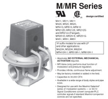 Maxitrol Gas Valve Part #MR212D-1-1010