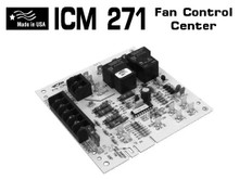 ICM Controls Fan Control # ICM271