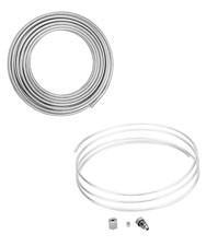 "Robertshaw 11-191 Aluminum Tubing 1/8"" X 50'"