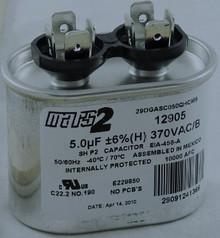 Mars Parts 5M, 370V Capacitor Part # 12905