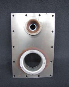 Nordyne 356750 Burner Plate Weldment