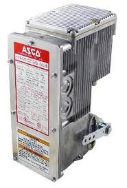 ASCO AH2E112A4 120V Actuator, 7/12 Sec With Damper Arm