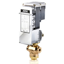 "ASCO H0V1B302T171 120V 1/2"" With Poc & Auxilliary Switch"