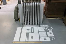 International Comfort Products # 1171288 Heat Exchanger