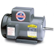 Baldor Motor L1408T 3HP 115/230V 1800RPM 184T 1PH