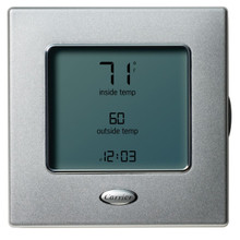 Carrier 33CS2PPRH-03 7Day,5/2,Or1Day Commerical Programmable Thermostat w/Humidifier