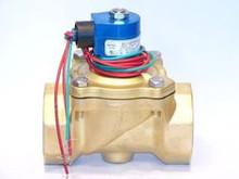 """GC Valves S211GF02N5JJ2 2""""Nc 120V, 5-200#Air, 5-150# Water"""