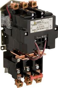 Schneider Electric (Square D) 8536SEO1V02S Size 3, 120V Starter W/Overload
