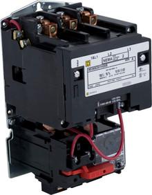 Schneider Electric (Square D) 8536SDO1V02H30S 120V Size 2 Motor Starter