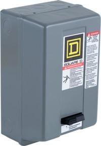 Schneider Electric (Square D) 8536SCG3V02S 120V 27A 3P Nema1 Motor Starter