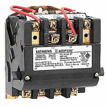 Siemens Industrial Controls 40FP32AD 208V 3PH Sz2 Open Contactor