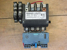 Siemens Industrial Controls 14EUE32AA 120/240V 10/40A 3P Op Starter