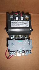 Siemens Industrial Controls 14EUE32AF 120/240V 10/40A Starter