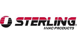 Sterling HVAC 253R08412-002 Te Fan Kit