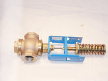 "Powers Process Controls 590-WM150M 1 1/2"" Mixing Valve, Bronze"