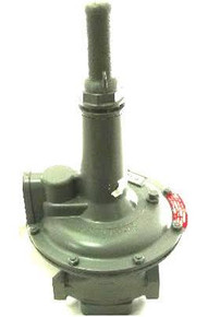 "Sensus-Gas Division 121-8-HP-1 1_2 1.5"" Hi-Pressure Regulator,3-6.5#"
