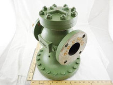 "Spence Engineering E-3-125 3"" 125# Flanged E-Main Vavle Cast Iron"