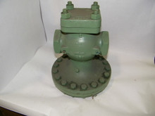 "Spence Engineering E-1 1/2 1.5"" Npt E-Main Valve Cast Iron"