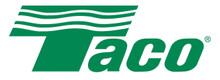 "Taco 121E 2.5"" Flanged 1/4Hp Cast Iron Inline Pump"