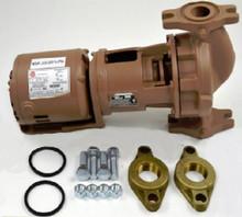 """Taco 1610E3E1-1PH 1/3Hp,115V,1.5"""" Flanged 4.75"""" Impeller"""