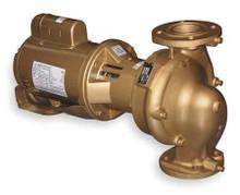 "Xylem-Bell & Gossett 105092LF PDB35S Bronze Pump, 3"", 1/2hp ,Lead Free"