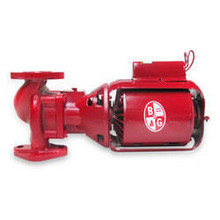 "Xylem-Bell & Gossett 102218 2 1/2"" Pump,1/4HP,115V, Iron"