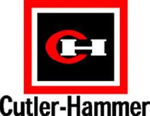 Cutler Hammer C0050E2A 240/480V-120V 50VA Transformer