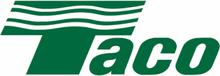 Taco 008-F6 1/25HP 115V CI Flgd Circulator