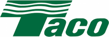 Taco 0015-MSF3-IFC 1/20HP 115V C.I. FLG 3SPD CIRC