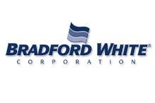 """Bradford White 265-42973-00 6"""" FLUE DAMPER ASSEMBLY W/HARN"""