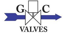 """GC Valves S302GF02V2AC9 1/8"""" 2W NO 0-150# 120V BRASS"""