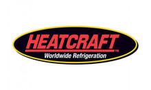 Heatcraft 2531191S 1/2HP 230V 1075RPM CW MOTOR
