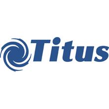 """Titus Controls PESV-10 10""""VAV w/Pneu.Cntl&Act.,Square"""