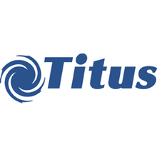 """Titus Controls 41410149 1-Row Hot Water Coil 8"""""""