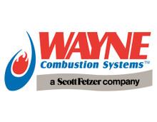Wayne Combustion Systems 24005-001 1/4HP 115V 60HZ 3450RPM MOTOR