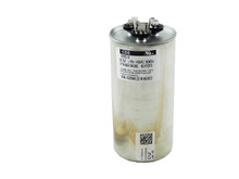 Lennox 89M87 Dual Capacitor 60/10 MFD 440V Round