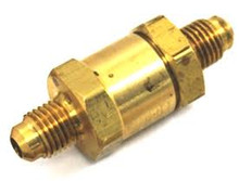 "York Controls 022-03902-000 1/4"" Flare Check Valve"