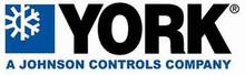 "York Controls 025-33704-000 120V DIN Spade 1 3/8""ODF Valve"
