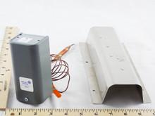 "Johnson Controls A19AAC-1 -30/50F Spdt 6' 3/8""X4""Bulb"