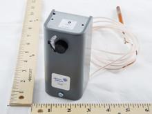 Johnson Controls A19ABC-82 100/240F, 6'Cap, Spdt Temperature Control