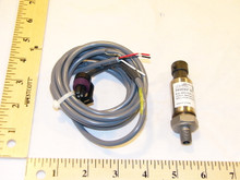 Johnson Controls P499RAP-105K Pressure Transducer 0-500 W/Harness