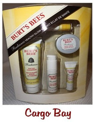 BURT'S BEES RADIANCE HEALTHY GLOW KIT with FREE SHIPPING