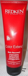 REDKEN COLOR EXTEND RICH RECOVERY PROTECTIVE TREATMENT with FREE SHIP
