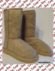 AEROPOSTALE FAUX FUR LINED WINTER BOOTS SIZE 7 with FREE SHIPPING