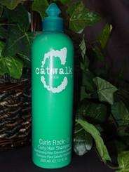 Tigi Catwalk Curls Rock Curly Hair Shampoo