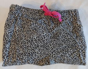 Misses Micro Flannel Animal Print Lounge Pants Size XL with Free Shipping