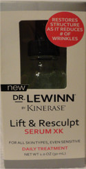 Lift & Resculpt Serum XK  Dr. Lewinn by Kinerase with Free Shipping