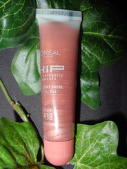 L'oreal Paris Hip Brilliant Shine Lip Gloss - Pixie - 438