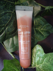 L'oreal Paris Hip Brilliant Shine Lip Gloss - Inviting - 832 with Free Shipping